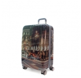 Чемодан Borgo Antico. 0099 Night city 20""