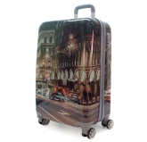 Чемодан Borgo Antico. 0099 Night city 28""