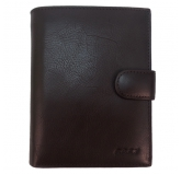 Портмоне Beidierke (B.D.E.K.). Кожа. BK 014-807 brown