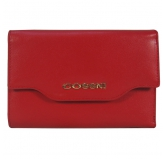 Кошелек Cossni. CS 0171 red. Кожа